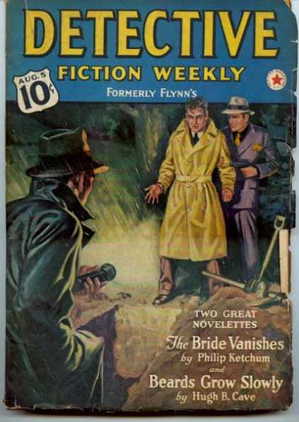 Detective Fiction 49