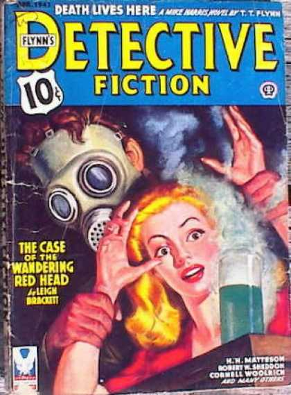 Detective Fiction 8