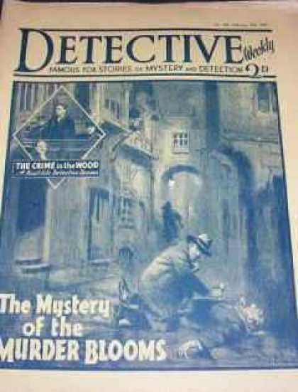 Detective Weekly 104