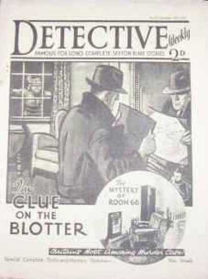 Detective Weekly 92