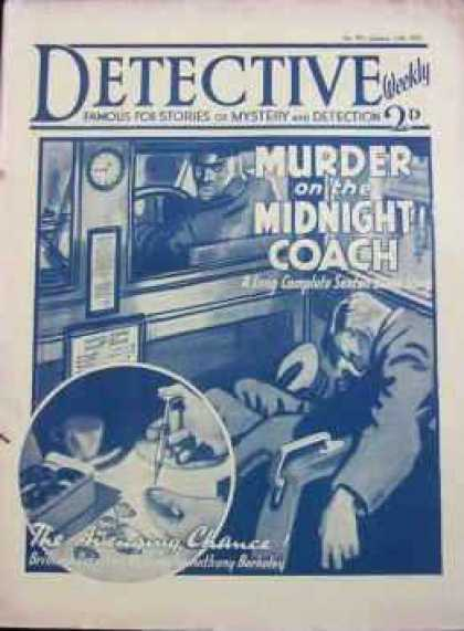 Detective Weekly 99