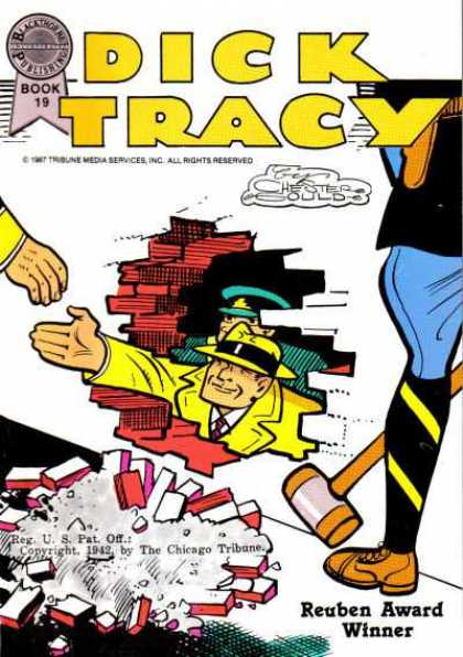 Dick Tracy (Blackthorne) 19