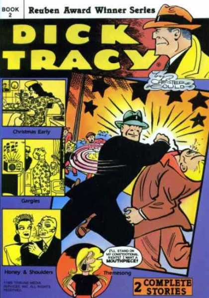 Dick Tracy (Blackthorne) 2