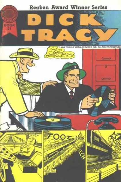 Dick Tracy (Blackthorne) 21