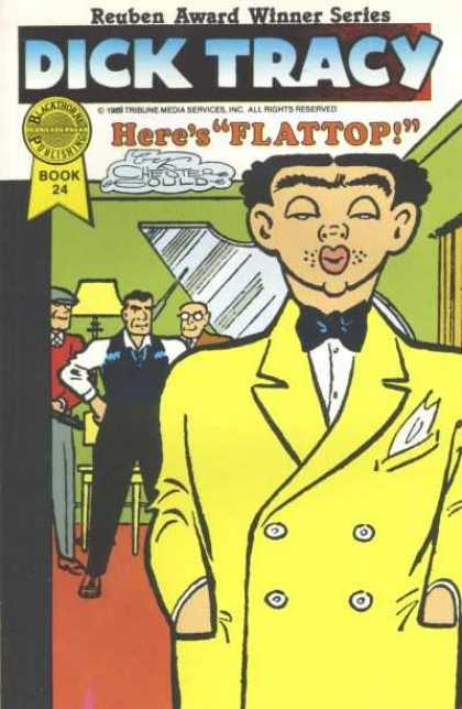 Dick Tracy (Blackthorne) 24