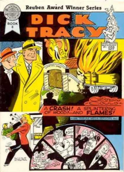 Dick Tracy (Blackthorne) 8
