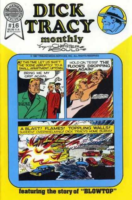 Dick Tracy Monthly 16
