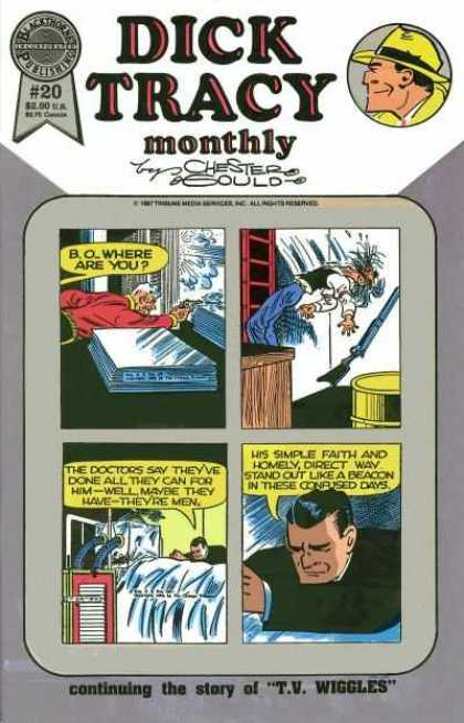 Dick Tracy Monthly 20