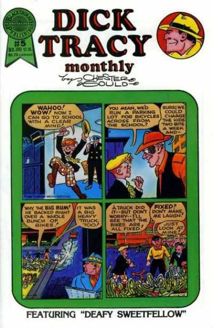 Dick Tracy Monthly 5