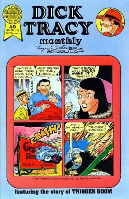 Dick Tracy Monthly 9