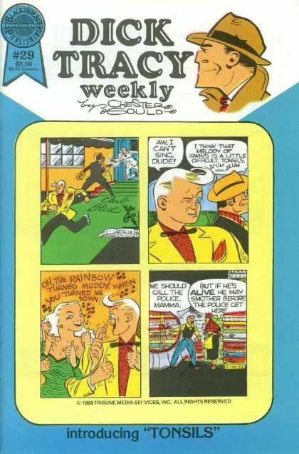 Dick Tracy Weekly 29