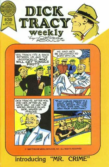 Dick Tracy Weekly 30