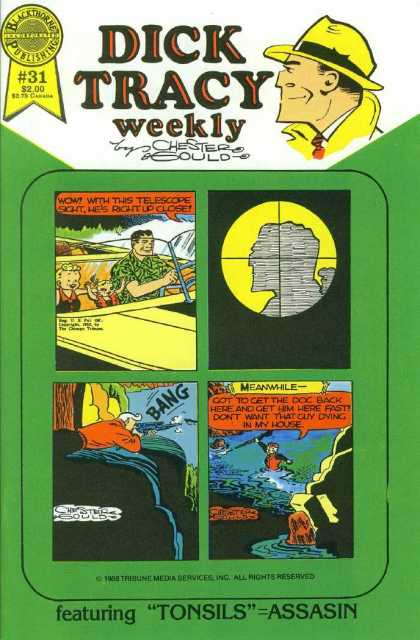 Dick Tracy Weekly 31