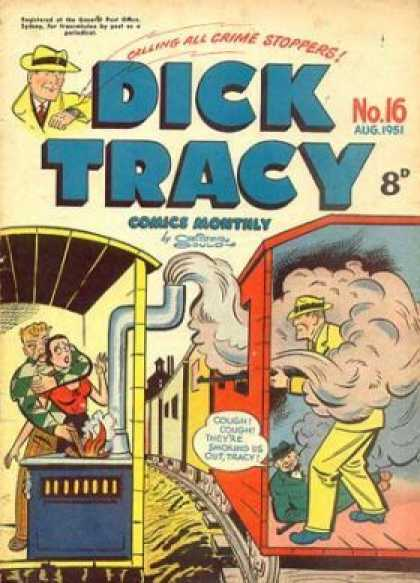 Dick Tracy 16