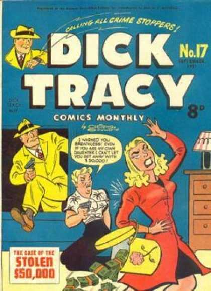 Dick Tracy 17