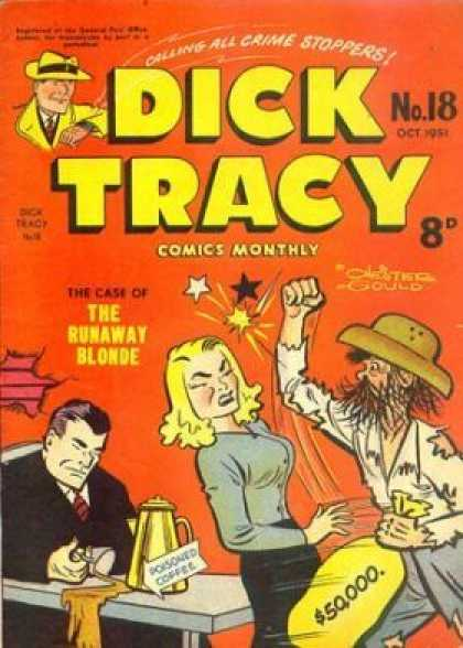 Dick Tracy 18