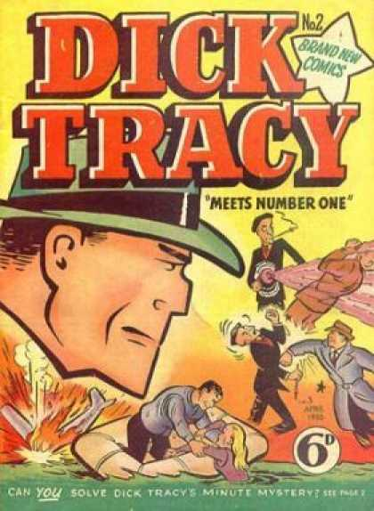 Dick Tracy 2 - Kyle Baker