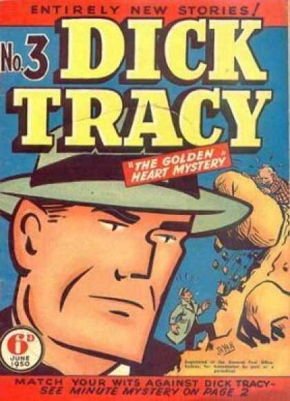 Dick Tracy 3 - Kyle Baker
