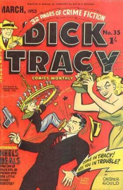 Dick Tracy 35