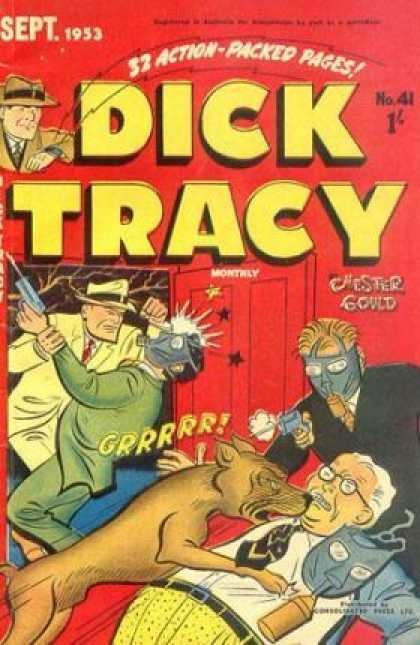 Dick Tracy 41
