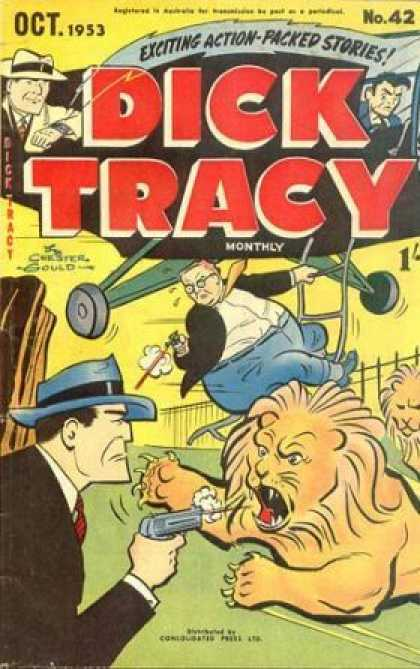 Dick Tracy 42