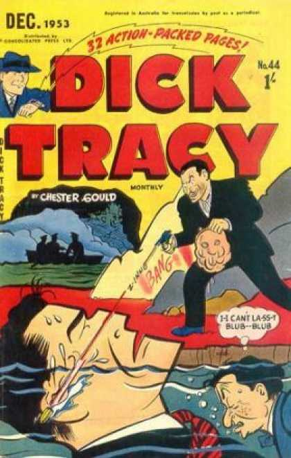 Dick Tracy 44