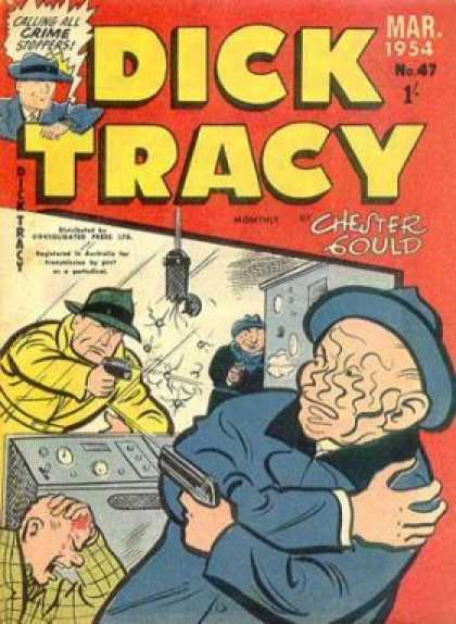 Dick Tracy 47