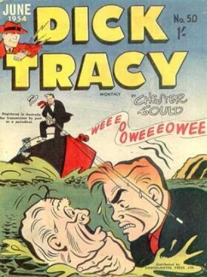 Dick Tracy 50