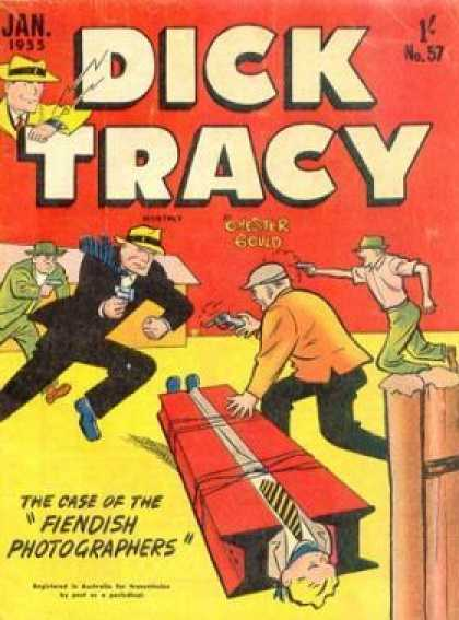 Dick Tracy 57
