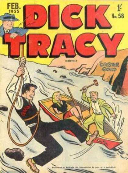 Dick Tracy 58