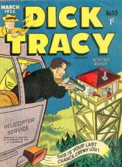 Dick Tracy 59