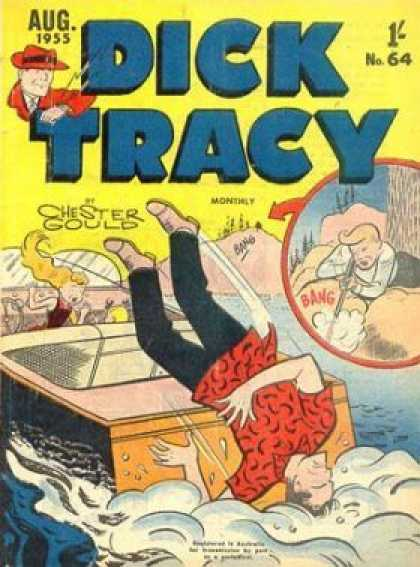 Dick Tracy 64