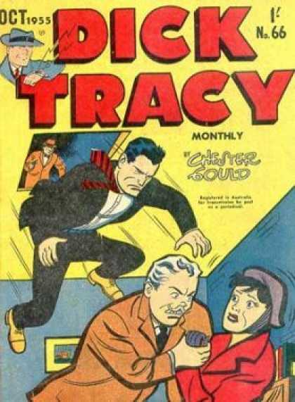 Dick Tracy 66