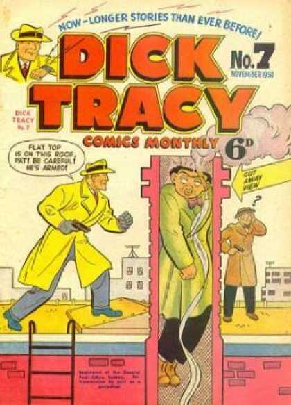 Dick Tracy 7