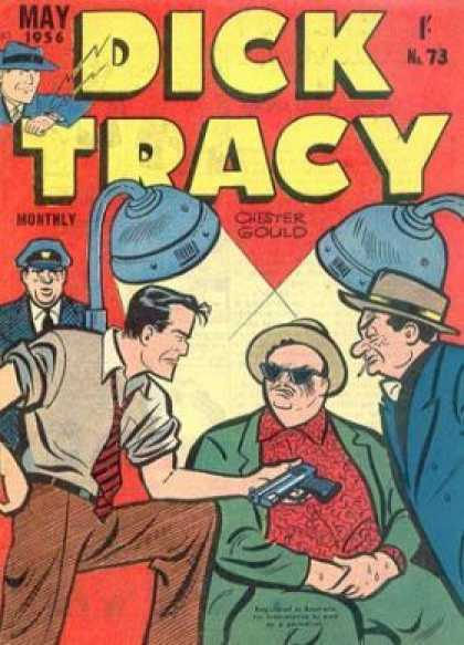 Dick Tracy 73