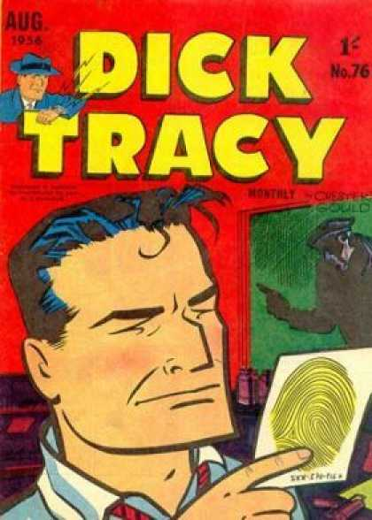 Dick Tracy 76