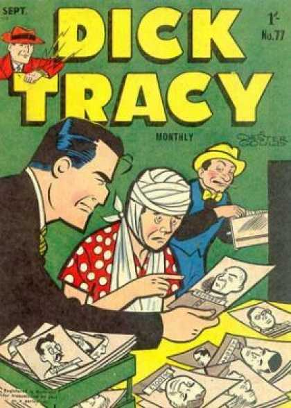 Dick Tracy 77