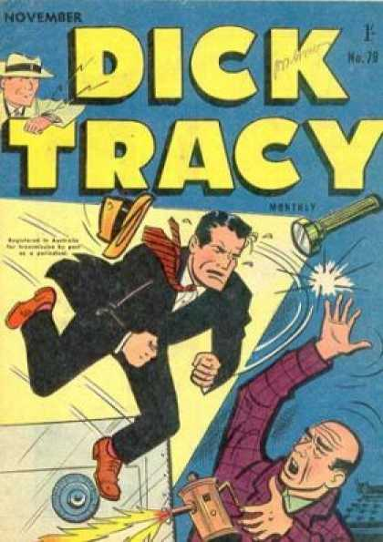 Dick Tracy 79