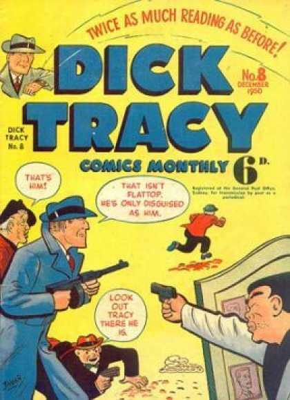 Dick Tracy 8