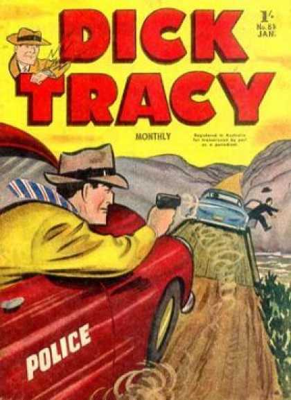 Dick Tracy 81