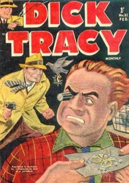 Dick Tracy 82