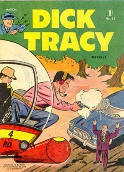 Dick Tracy 83