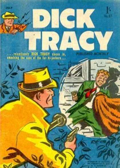 Dick Tracy 87