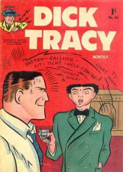 Dick Tracy 92