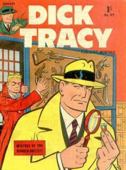 Dick Tracy 99