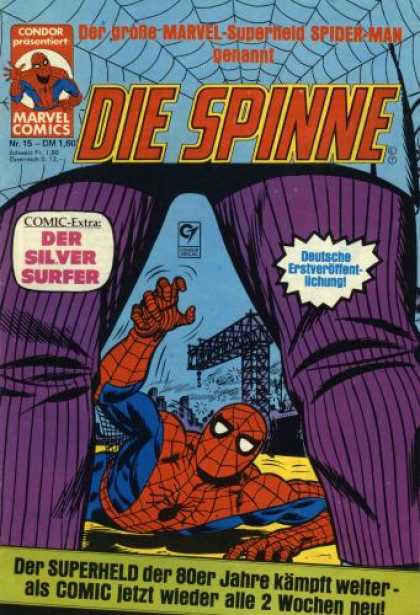 Die Spinne 175 - Get Up And Try Again - Winners Never Quit - Weaker Side Of Heroes And Enemies - Against All Odds - Even Super Heroes Have To Deal With Difficult People