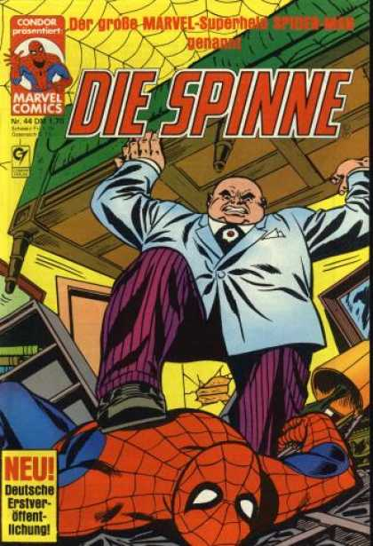 Die Spinne 204 - Spiderman Having Tough Time - Spiderman Will Live Or Die - The Hero Finding Tough To Fight - The End Of Spider World - Will The Flying Man Live Or Die