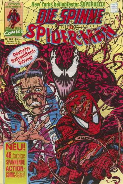 Die Spinne 386 - Spiderman - Spidey - Venom - Marvel Comics - No 225