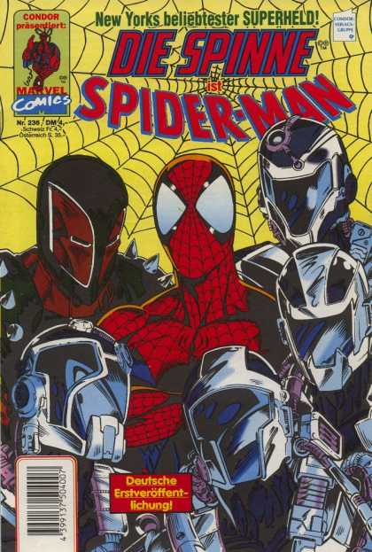 Die Spinne 396 - How Many Of Us Can Stick To My Web - Spiderman Vs Machine - Spiderman Vs Machine Part 2 - We Are Faaaamily - The End Of Spiderman