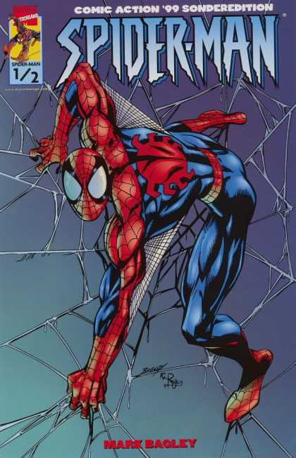 Die Spinne 422 - 12 - Spider-man - Webs - Mark Bagley - Marvel Comics